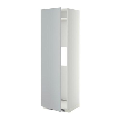 Metod mobile frigo o congelatore anta bianco veddinge - Mobile frigo incasso ...