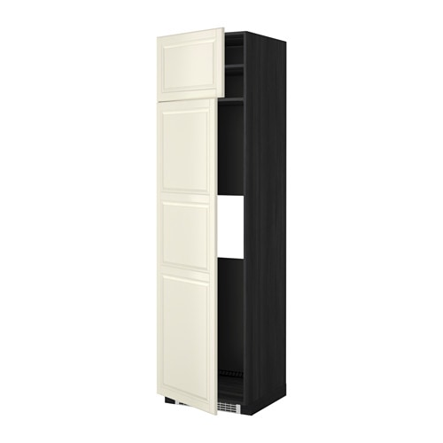 Metod mobile frigo o congelatore 2 ante effetto legno - Mobile frigo incasso ...