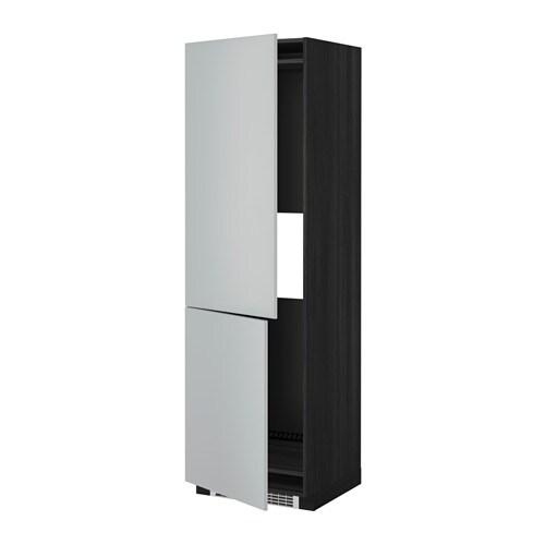 METOD Mobile frigo o congelatore2 ante  effetto legno