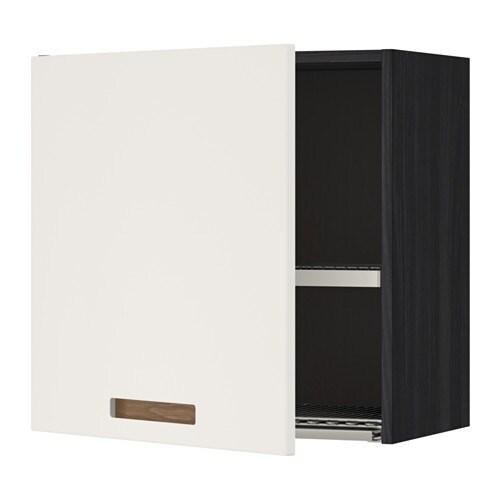 METOD Pensile con scolapiatti - bianco, Veddinge bianco, 60x60 cm - IKEA