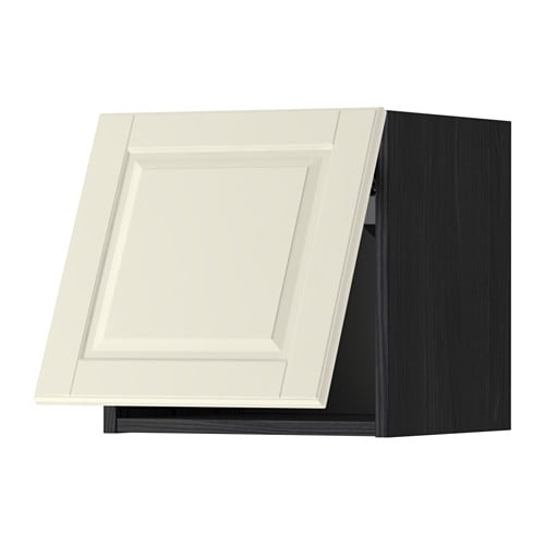metod pensile orizzontale effetto legno nero bodbyn bianco sporco 40x40 cm ikea. Black Bedroom Furniture Sets. Home Design Ideas