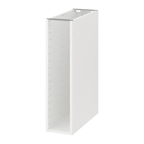 Metod Struttura Per Mobile Base Bianco 20x60x80 Cm Ikea