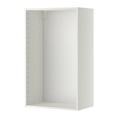 Metod struttura per pensile bianco 60x37x100 cm ikea - Strutture mobili cucina ikea ...