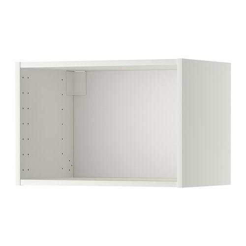 Ikea Pensili Ante Scorrevoli.Metod Struttura Per Pensile Bianco 60x37x40 Cm Ikea