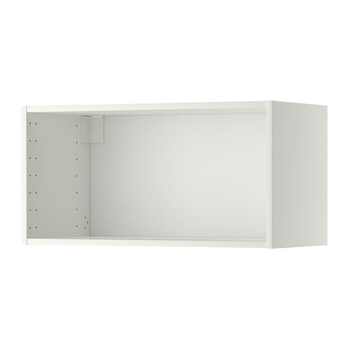 Metod struttura per pensile bianco 80x37x40 cm ikea - Pensile bagno ikea ...