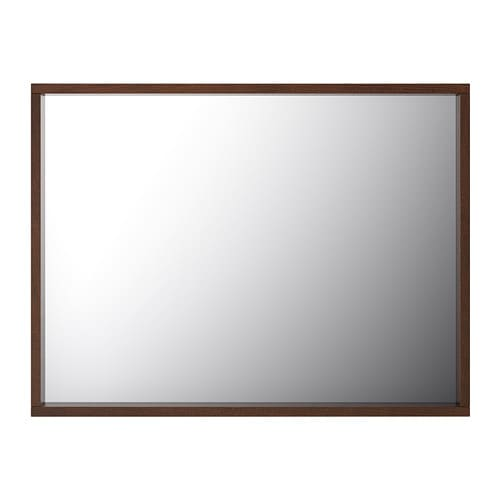 Molger specchio marrone scuro ikea - Specchio parabolico prezzo ...