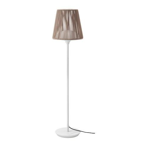 Mullbacka lampada da terra ikea for Ikea lampade da scrivania
