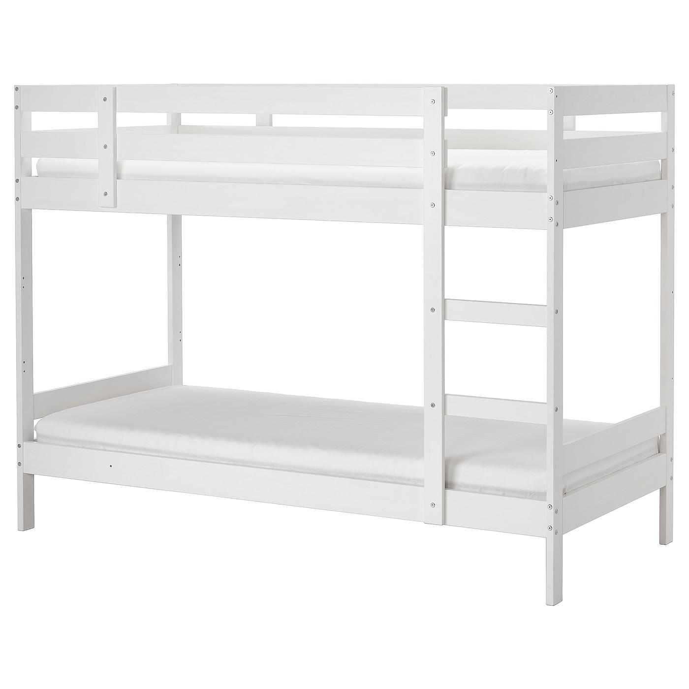 MYDAL Struttura per letto a castello - bianco - IKEA