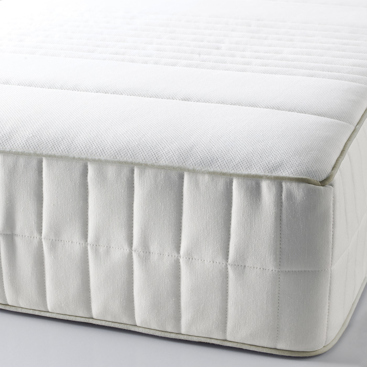 Myrbacka Materasso In Memory Foam Rigido Bianco 160x190 Cm Ikea It