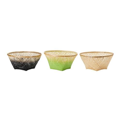 Nipprig 2015 cestino colori vari 40x18 cm ikea for Cestino bagno ikea