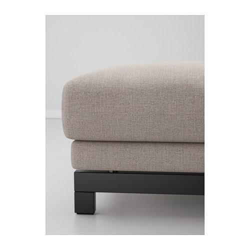 Nockeby gambe per poggiapiedi ikea for Gambe per mobili ikea