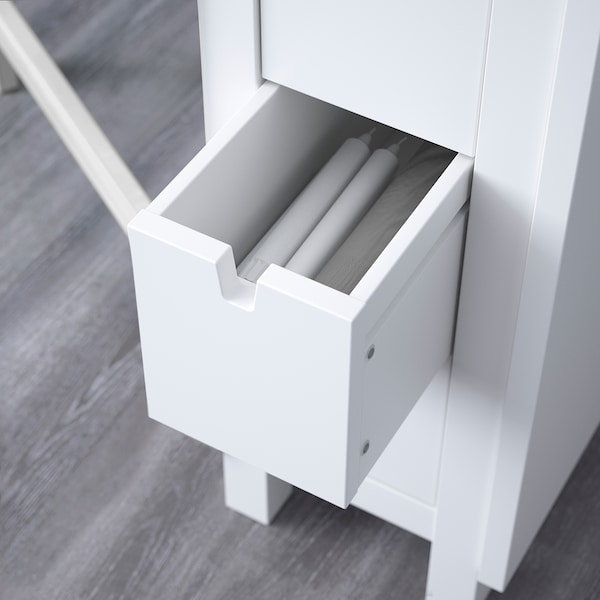 Ikea Tavolo A Scomparsa.Norden Tavolo A Ribalta Bianco Ikea