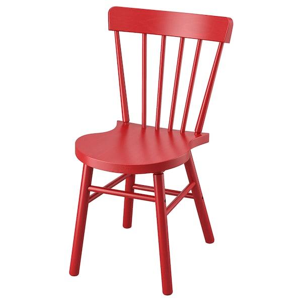 NORRARYD Sedia, rosso IKEA