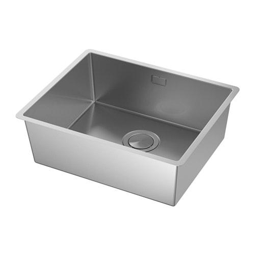 NORRSJÖN Lavello da incasso, 1 vasca - IKEA