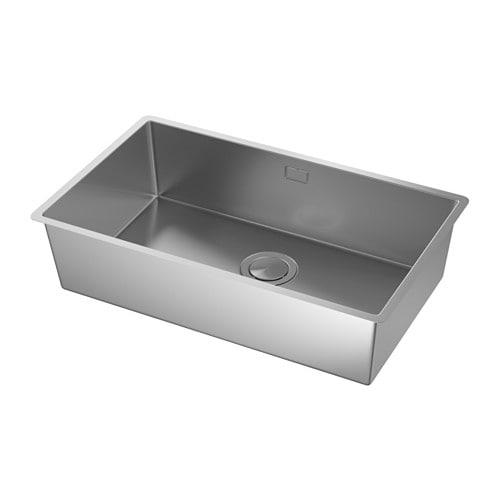 Norrsj n lavello da incasso 1 vasca ikea - Ikea elettrodomestici da incasso ...