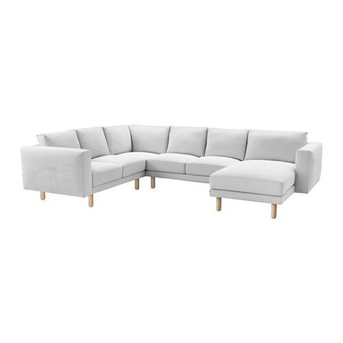 lampadario magda : NORSBORG Fodera divano ang 2+2/chaise-longue IKEA La fodera ? facile