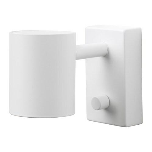 Nym ne lampada parete lettura inst fissa ikea for Ikea lampade da parete