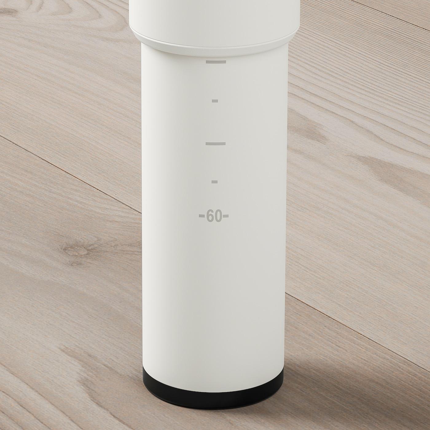 Gambe Per Mobili Ikea olov gamba regolabile - bianco