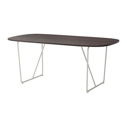 Oppeby tavolo backaryd bianco ikea for Ikea tavolo bianco
