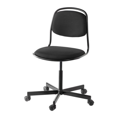 Rfj ll sporren sedia da ufficio ikea - Sedia posturale ikea ...