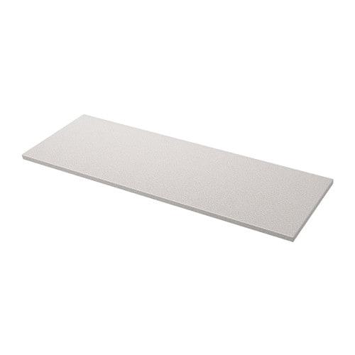 OXSTEN Piano di lavoro su misura - 63.6-125x3.8 cm - IKEA