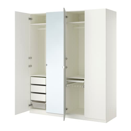 Pax guardaroba 200x60x236 cm ikea for Ikea guardaroba componibile