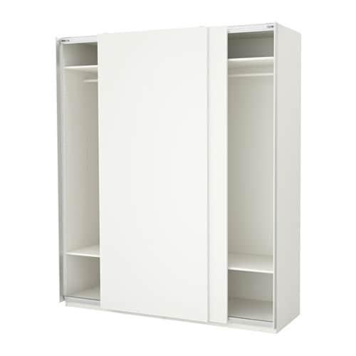 Guardaroba Altezza 200 Cm.Pax Guardaroba Ikea