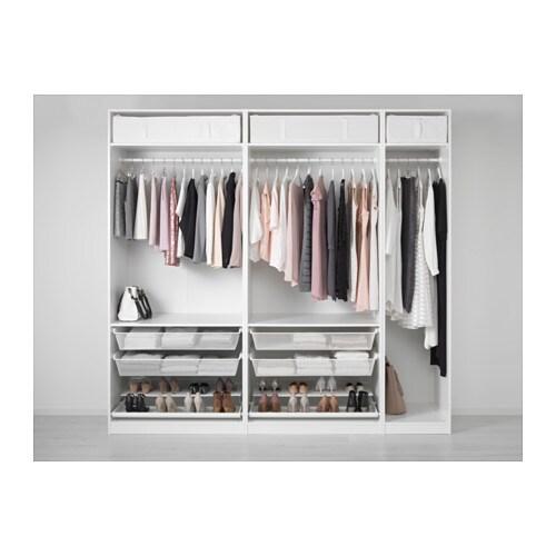 pax guardaroba 250x58x236 cm ikea. Black Bedroom Furniture Sets. Home Design Ideas