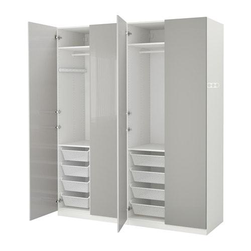 PAX Guardaroba - 200x60x236 cm - IKEA