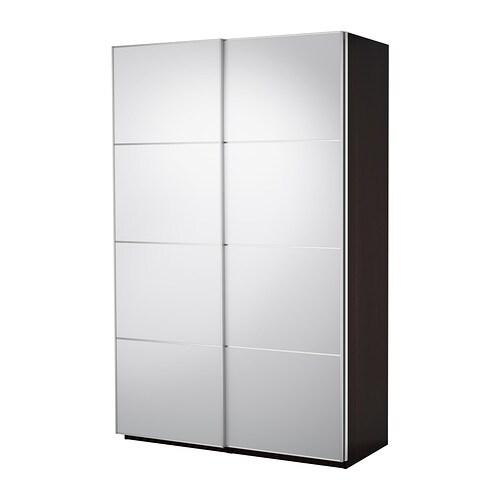 Pax Guardaroba Con Ante Scorrevoli Ikea