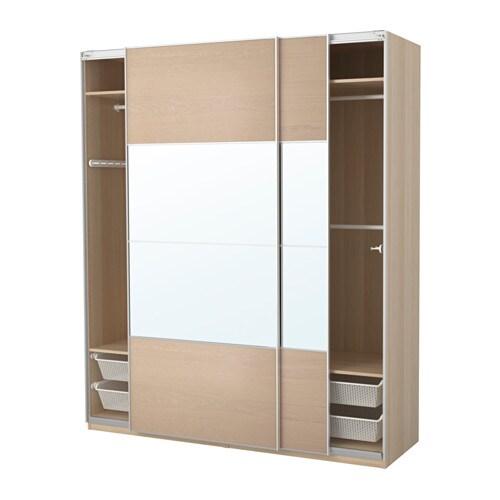 Pax guardaroba 200x66x236 cm ikea for Ikea guardaroba componibile