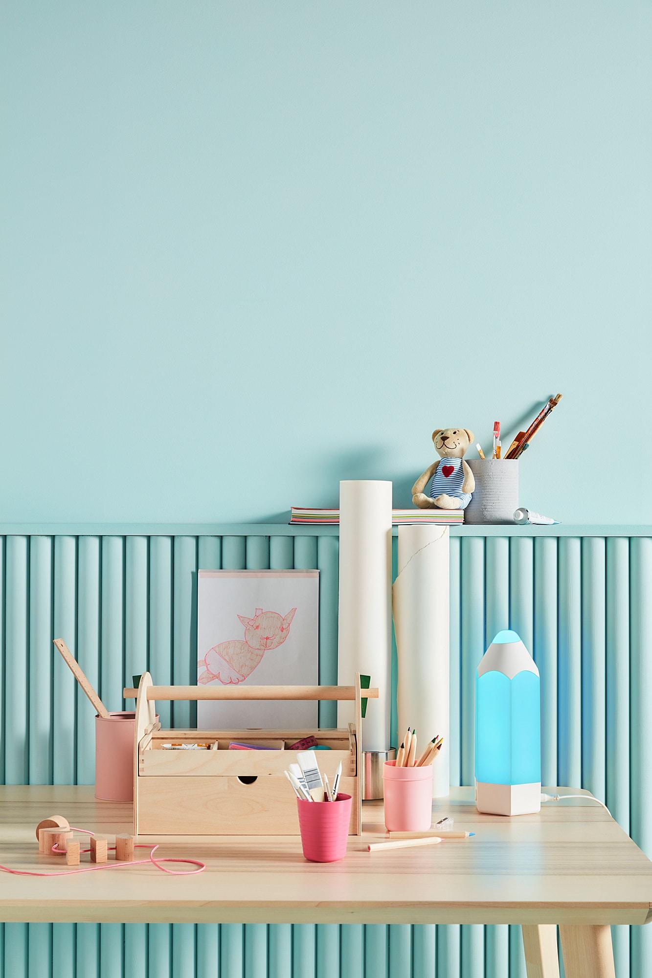 Pelarboj Lampada Da Tavolo A Led Multicolore Ikea It