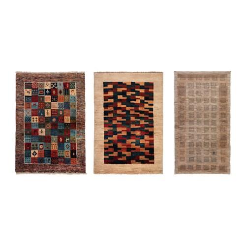 Persisk gabbeh l tappeto pelo lungo ikea - Ikea tappeti persiani ...