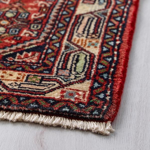 PERSISK HAMADAN Tappeto, pelo corto, fatto a mano disegni vari, 60x90 cm