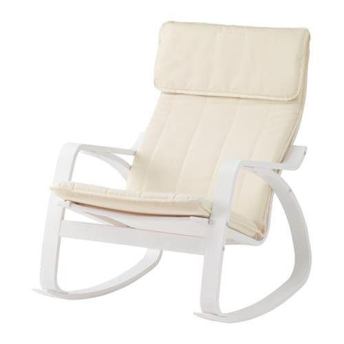 Po ng sedia a dondolo ransta naturale ikea - Ikea sedia dondolo ...
