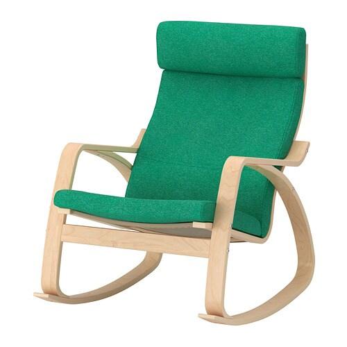 Sedia A Dondolo Verde Of Po Ng Sedia A Dondolo Lysed Verde Vivo Ikea