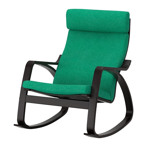 poÄng sedia a dondolo - lysed verde vivo - ikea