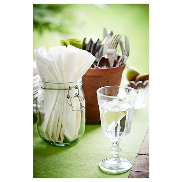 POKAL bicchiere da vino vetro trasparente 16 cm 20 cl