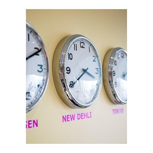 Awesome orologi da cucina ikea images for Ikea orologio parete