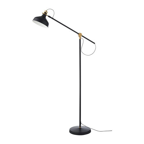 Ranarp lampada da terra lettura ikea for Ikea lampade da scrivania