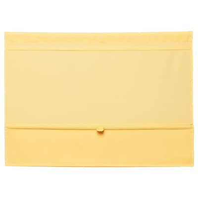RINGBLOMMA Tenda a pacchetto, giallo, 60x160 cm
