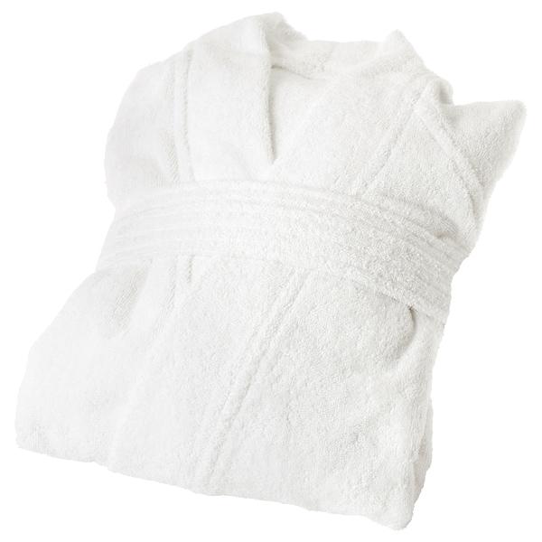 ROCKÅN Accappatoio, bianco, L/XL