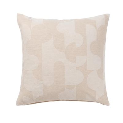 RÖDASK Fodera per cuscino, beige, 50x50 cm