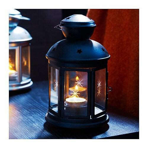 IKEA ROTERA Lanterna per candeline
