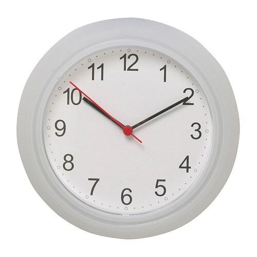 Rusch orologio da parete ikea for Orologio ikea