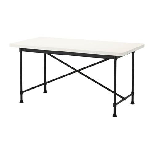 Rydeb ck tavolo karpalund nero ikea for Ikea tavolo bianco