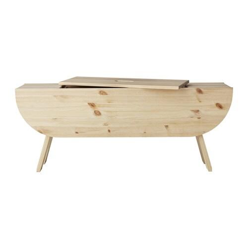 Sala da pranzo tavoli sedie e altro ikea - Panca contenitore ikea ...
