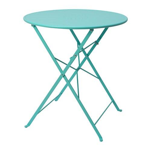 Tavolo Pieghevole Da Giardino Ikea.Saltholmen Tavolo Da Giardino Ikea