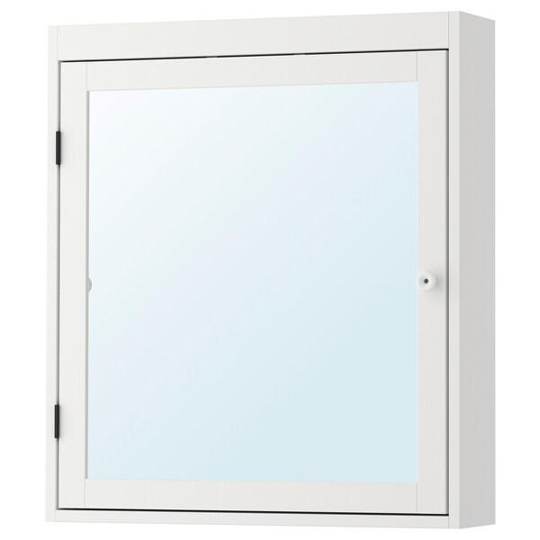 SILVERÅN mobile a specchio bianco 60 cm 14 cm 68 cm
