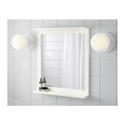 SILVERÅN Specchio con mensola - IKEA